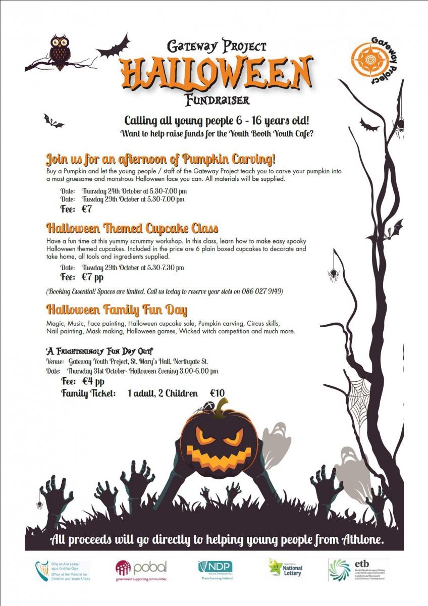 Halloween Family Fun Day | Foroige