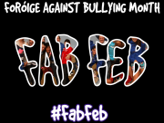 Fab feb, foroige, anti bullying, young people