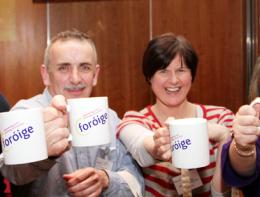 Foróige Volunteer - Register your Interest