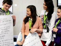 Foroige Youth Development Organisation - Youth Participation and Advocacy