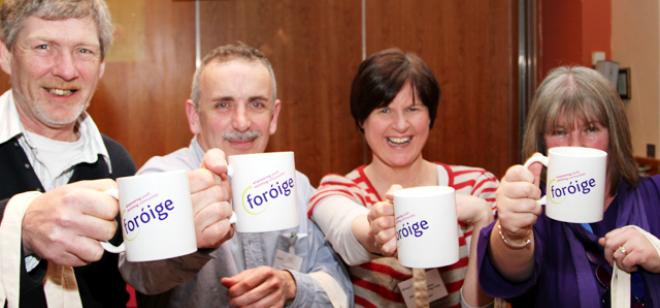 Foróige Volunteer - Register your Interest